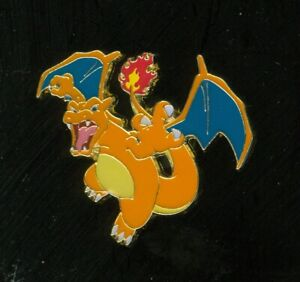 Pokemon CHARIZARD COLLECTOR'S PIN (Release date: September 2017) - NEW