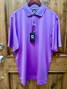 Men's Footjoy Golf Shirt Polo New with tags