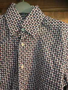 canali shirt Size S