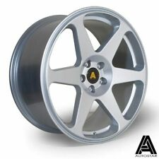 "Autostar Chaser 18"" x 8.5"" 5x100 et35 S alloys fit VW Golf Mk4 97 - 03"