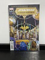 STAR WARS HIGH REPUBLIC 1 2021 2nd Print Variant Marvel NM