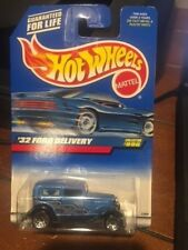 1999 Hot Wheels '32 Ford Delivery #996
