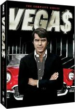 Vegas The Complete Series Season (robert Urich Bart Braverman) Region 1 DVD