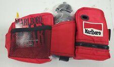 NEW Vintage 1990's Marlboro Adventure Team Red Fanny Pack Bag