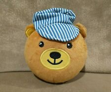 Charles Products Inc Stuffed Animal toy The Fisher Bear Soft Marine Plush 5