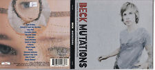 BECK -Mutations- CD Limited Edition, Geffen Records