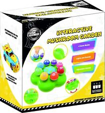 Think Gizmos Best Learning Toy - Mushroom Garden - Interactive Educational Ligh