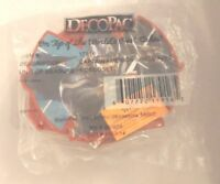 Captain America Shield Ring DecoPac Cake Topper set kit New 17916