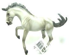 V16) COLLECTA (88502) Lusitano Stallone grigio Cavallo Cavalli