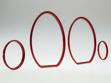Roja tacho velocímetro anillos charol letronix clip vw golf 3 vento polo 6n Ibiza clips