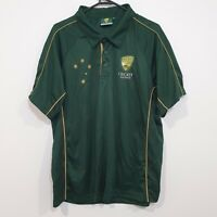 Cricket Australia Green Polo Shirt 2008 Size Mens XL