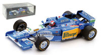Spark S4776 Benetton B195 #2 Winner British GP 1995 - Johnny Herbert 1/43 Scale