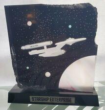 Star Trek - Starship Enterprise - 25th Anniversary Desk/Shelf Display - 1991