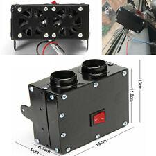 12V Car Truck Fan Metal Heater Heating Warmer Windscreen Defroster Demister 600W