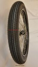Shinko 270 Super Classic Front Tire 3.00-21 Vintage Chopper Narrow Style Street