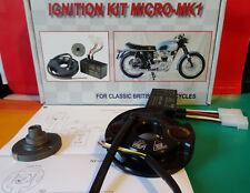 BSA/TRIUMPH/NORTON...ELECTRONIC IGNITION KIT 12V FOR TWINS