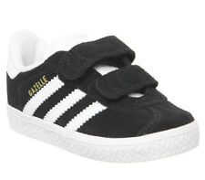 Kids Adidas Gazelle 2 Infant Trainers Core Black White Kids