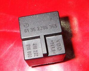 RELAIS VDO 61.352306365 410202016000 BMW R1150 R850 R1100 GS RT RS R S