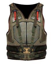 Men's Celebrity Looks The Dark Knight Rises Men's Synthetic Leather Bane Vest