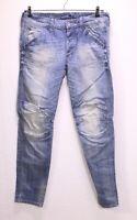 GJ22-2 G-Star 5620 3D Low Tapered Herren Jeans W31 L32 Denim blau