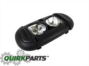 11-16 JEEP WRANGLER INTERIOR FRONT DOME LIGHT LAMP OEM NEW MOPAR GENUINE