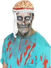 Bandage Brain Hat, Halloween National Horror Services Fancy Dress #AU