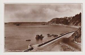 Devon postcard - Torbay from the Marine Drive, Torquay - (A3572)