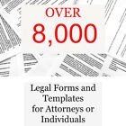 8,000 Legal Forms & Templates for all | Wills, Divorce & more! - DIY