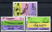 Australia 1971 SG # 483-5 orientalists MNH Set #A 50141