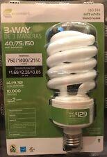 Ecosmart 3-Way 40/75/150 Watt Equivalent, Soft White