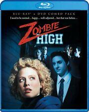 ZOMBIE HIGH , UNCUT , BLU-RAY & DVD , SHOUT FACTORY , REGION A