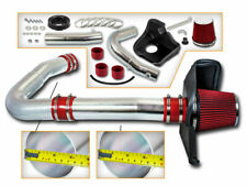 BCP RED 11-20 Charger/Challenger/300 3.6 V6 Heat Shield Cold Air Intake +Filter