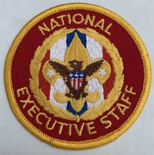 Boy Scout National Executive Staff