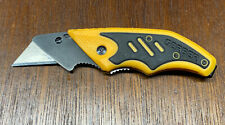 Gerber Transit Utility Knife Box Cutter Tool Hardly Used Cheap Price