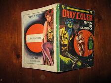 DANY COLER NUMERO 7 SPIA DI LUSSO AGOSTO 1965 COFEDIT