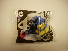 McDonalds Happy Meal 2013 Despicable Me 2 # 2 Phil Jelly Whistle