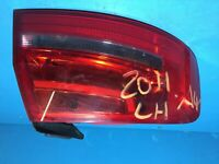 2011 Audi A4 8K5945095AA Left Hand Tail Light