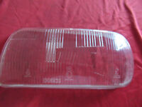 Alfa Romeo Sud Headlight Lens Left Bosch New / Nos