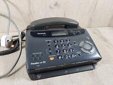 Panasonic Fax Machine/Telephone/Answer Machine PANAFAX UF-S1 Working condition