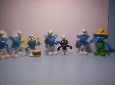 Smurfs FAKE a collection of FAKE blue people SJ628