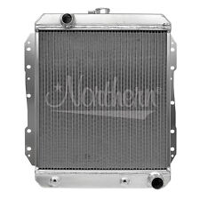 205203 Northern Muscle Car Aluminum Radiator 1958 Chevy Bel-Air & Impala w/V8