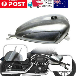 Steel EFI Inject Fuel Gas Tank Kit For Harley Sportster 883 1200 XL 2007 - 2016