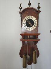 Warmink Dutch Wuba Tail Wall Clock