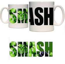 Marvel Hulk Smash Color Change Coffee Mug Cup Anime Manga NEW