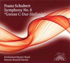 Franz SCHUBERT / Symphony No 8, in C Major, D944 - Grosse Symphonie / (1 CD)