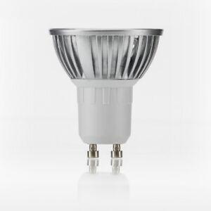 Branded 5W MR16/GU10 Daylight and Warm White (4/10/50/100/250x) Dim & Non Dim