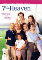 7th Heaven: The Complete Second Season (Season 2) (6 Disc) DVD NEW
