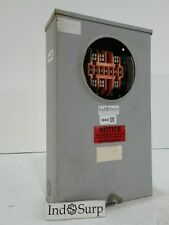 Milbank Instrument Transformer Rated Meter Socket.