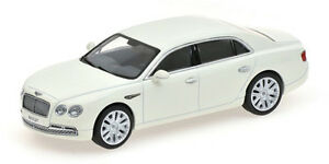 Kyosho 1:43 05561GW Bentley Flying Spur W12 Glacier White NEW