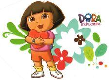 Dora The Explorer Iron On Transfer Patch Craft Embellishment T-shirt 8 x 6cms